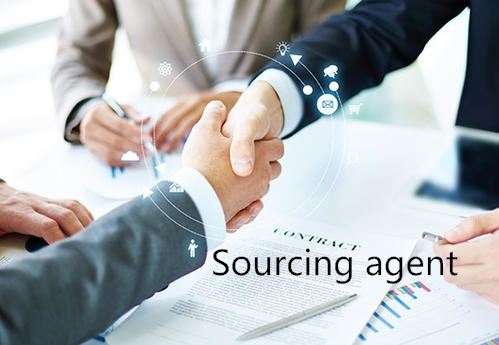 Sourcing agent, purchasing service